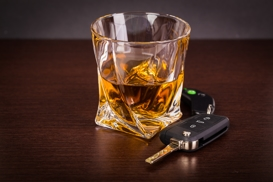 Whiskey & Car keys - DUI Defense in Napa